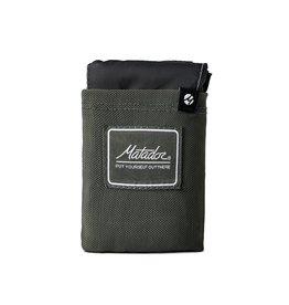 Matadore Pocket Blanket Green