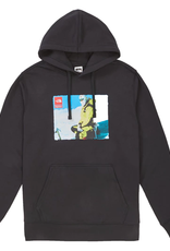 SUPREME The North Face Photo Hooded Sweatshirt Black MED