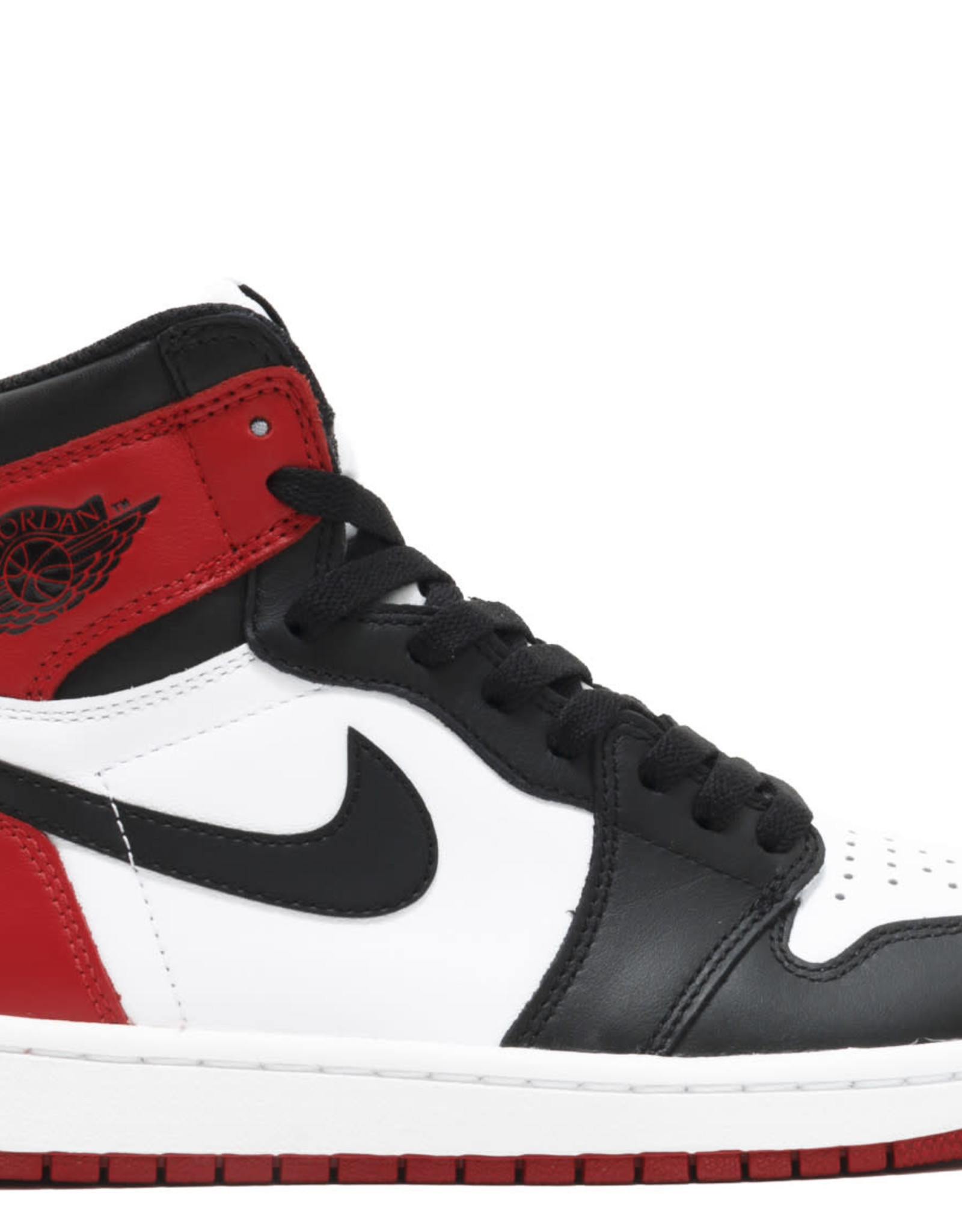 "JORDAN AIR JORDAN 1 RETRO HIGH OG ""BLACK TOE 2016 RELEASE"