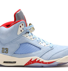 JORDAN Jordan 5 Retro Trophy Room Ice Blue