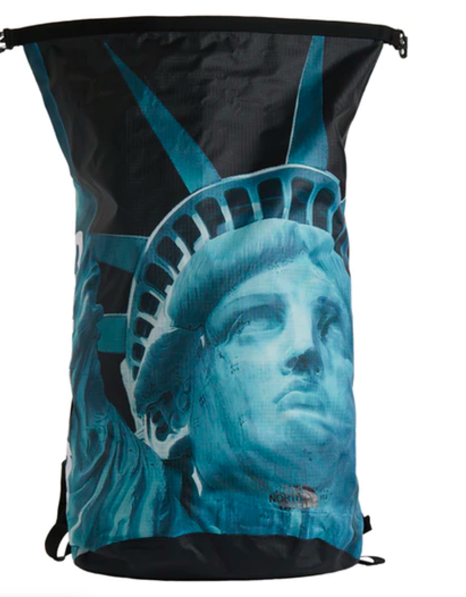 SUPREME Supreme The North Face Statue of Liberty Waterproof Backpack Black