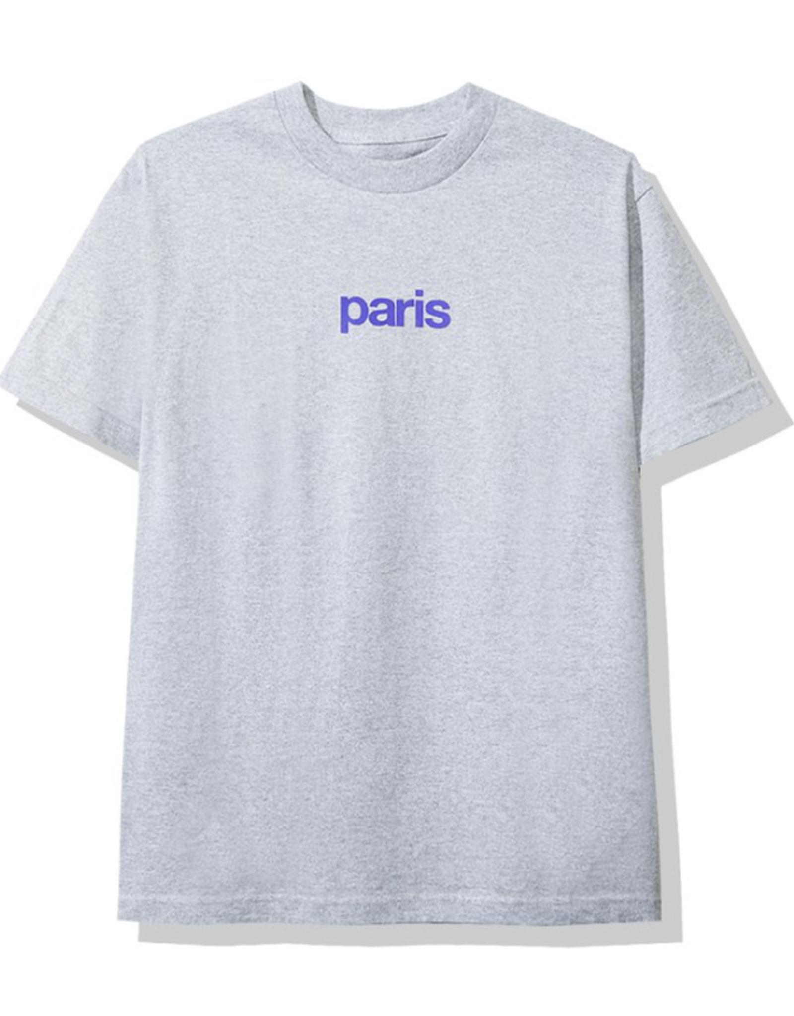 ASSC ASSC Paris Grey Tee