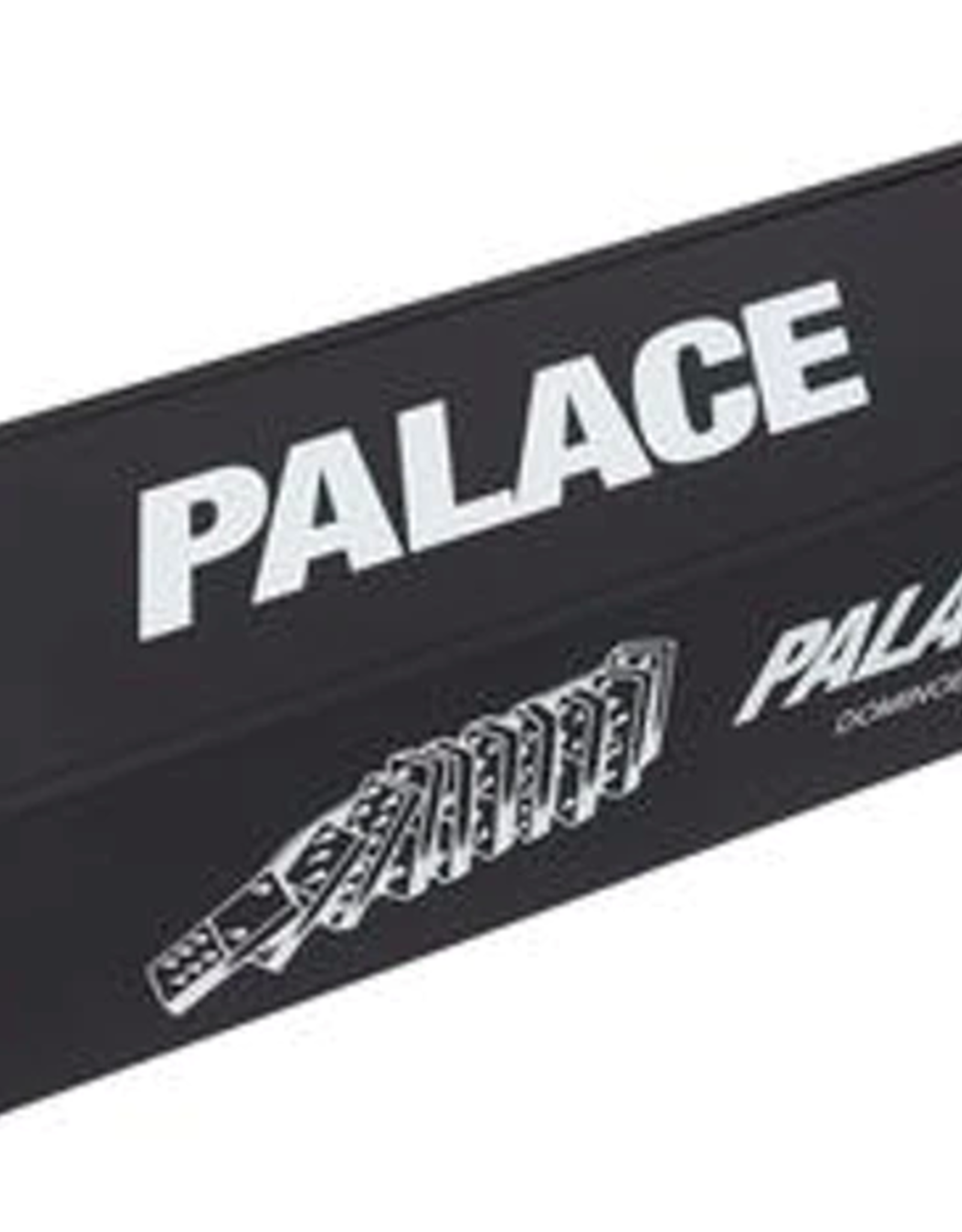PALACE Palace Dominoes Black/White