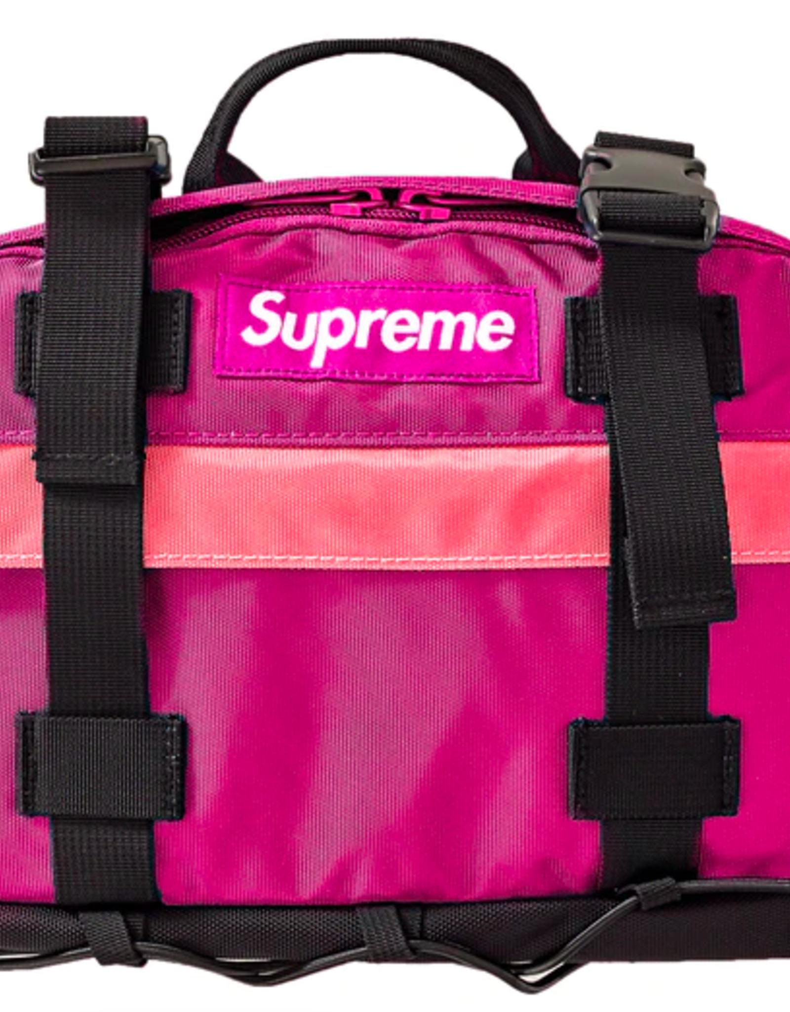 SUPREME Supreme Waist Bag (FW19) Magenta