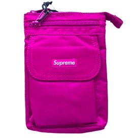 SUPREME Supreme Shoulder Bag (FW19) Magenta