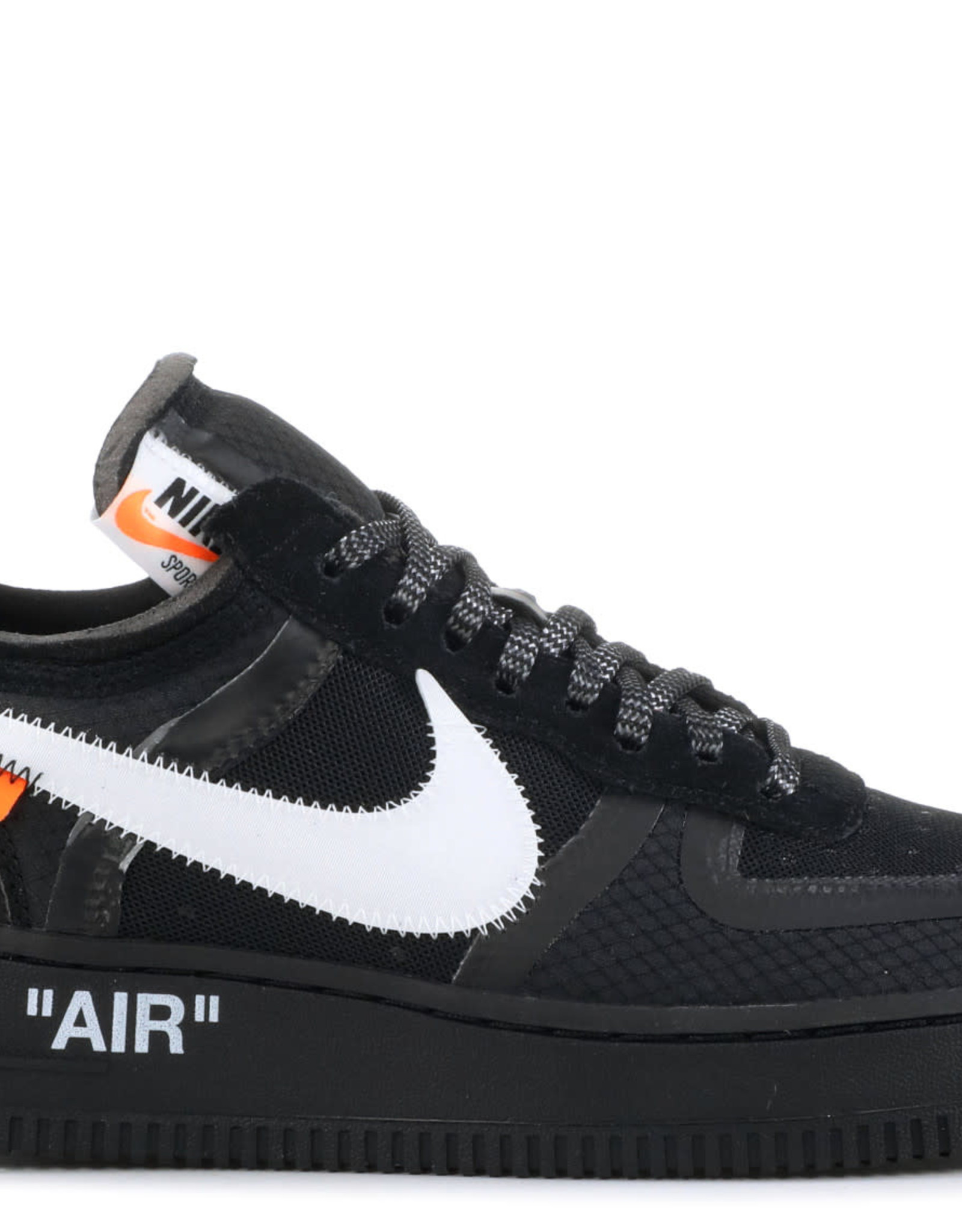NIKE Nike Air Force 1 Low Off-White Black White
