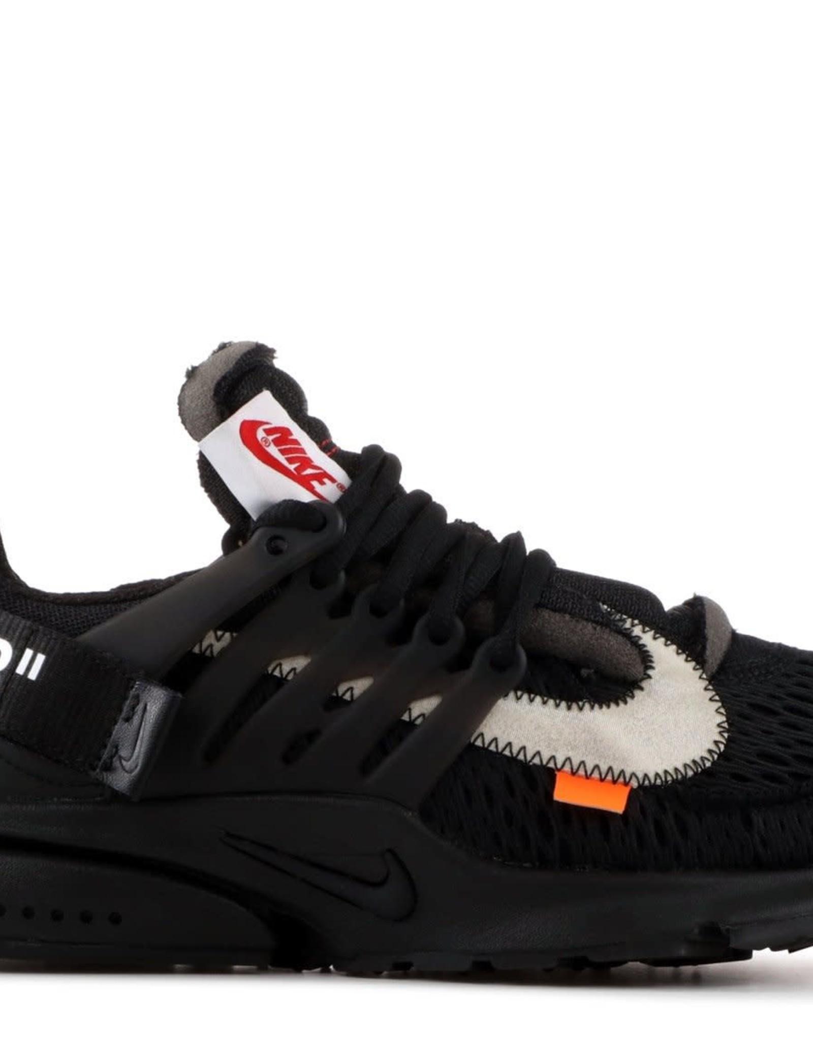 NIKE Nike Air Presto Off-White Black (2018)
