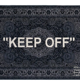 IKEA Keep Off Rug 200x300 CM Grey/White