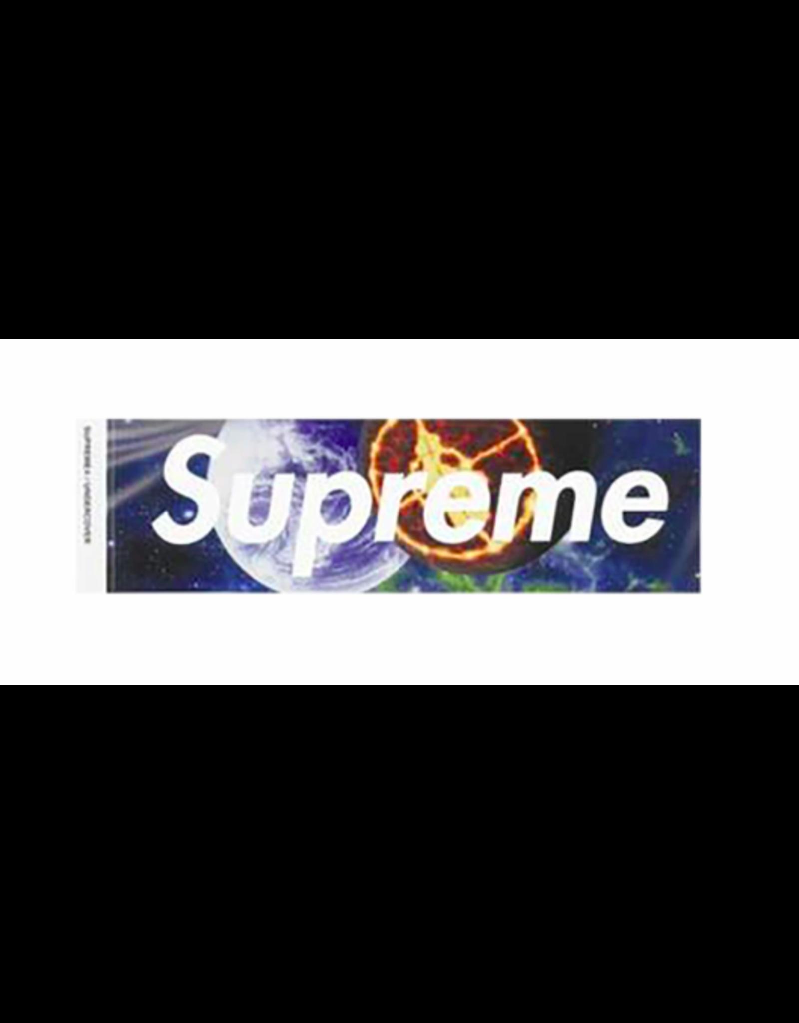 SUPREME Supreme Public Enemy Box Logo Sticker