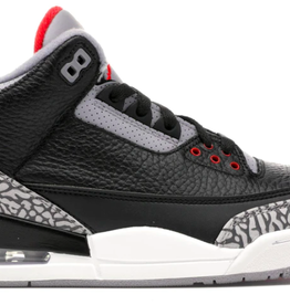 JORDAN Jordan 3 Retro Black Cement (2018)