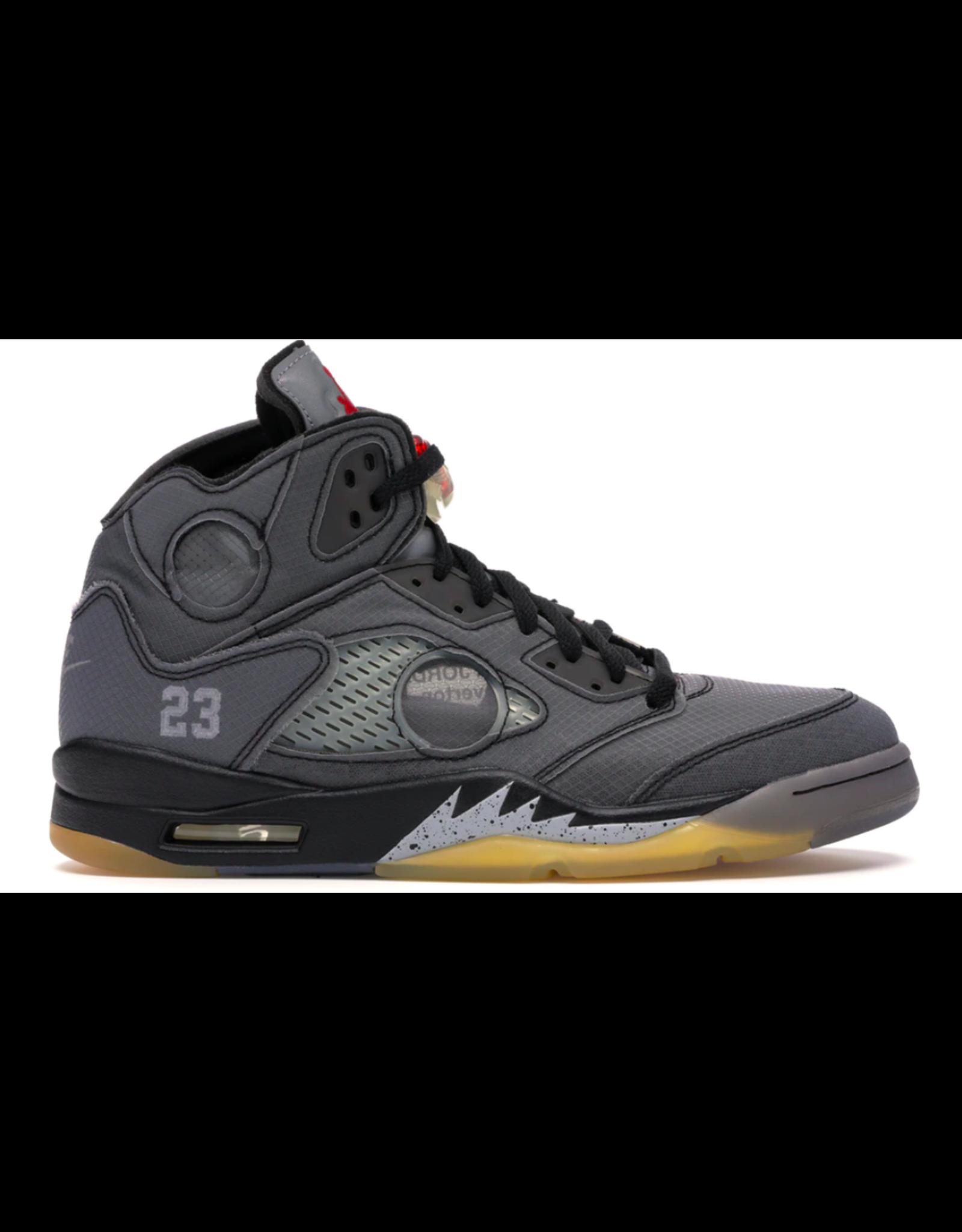 Jordan 5 Retro Off-White Black