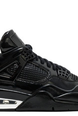 "JORDAN 4 Retro 11Lab4 'Black Patent Leather' ""11lab4"""