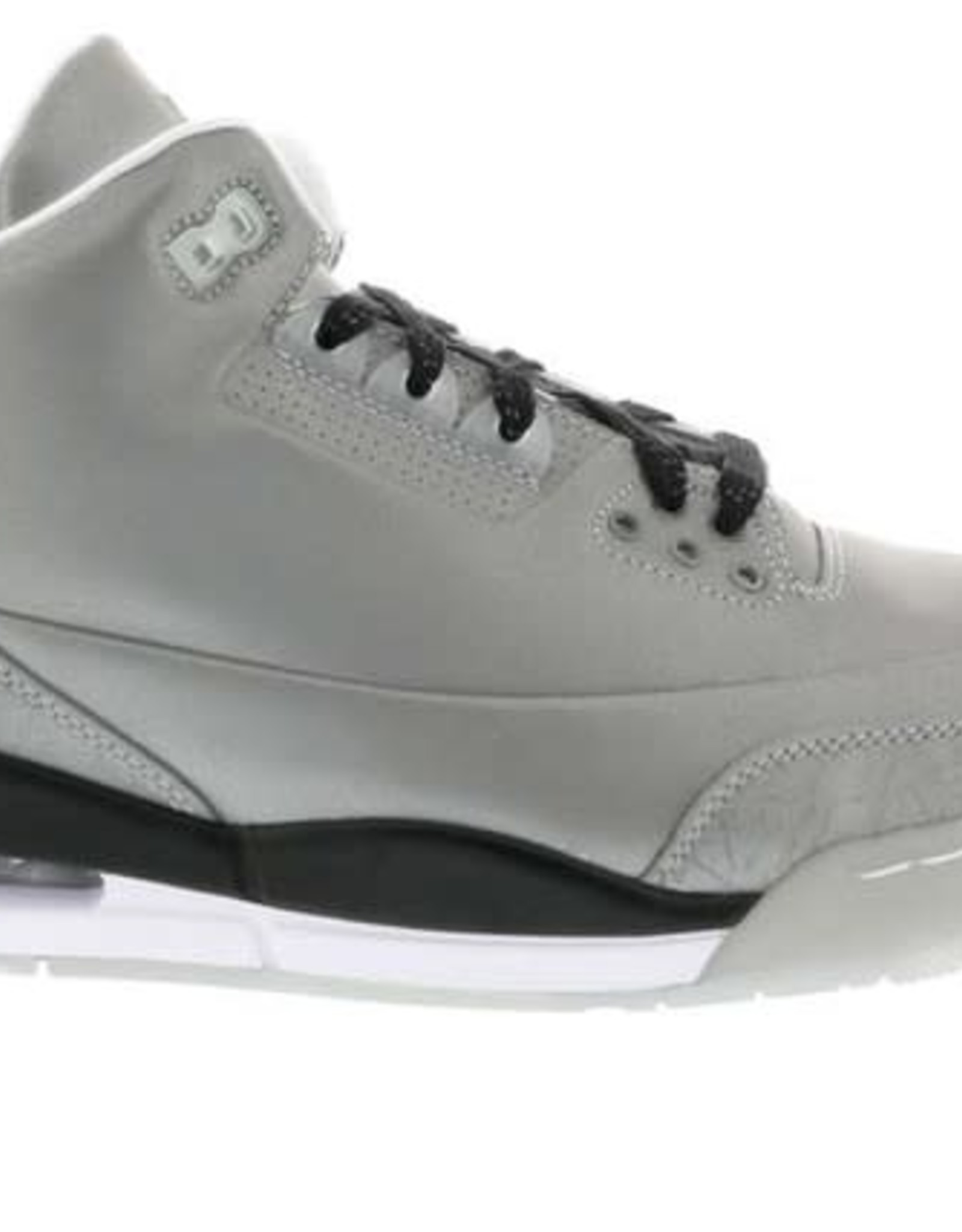JORDAN DOUSED-Jordan 3 Retro 5Lab3 Silver