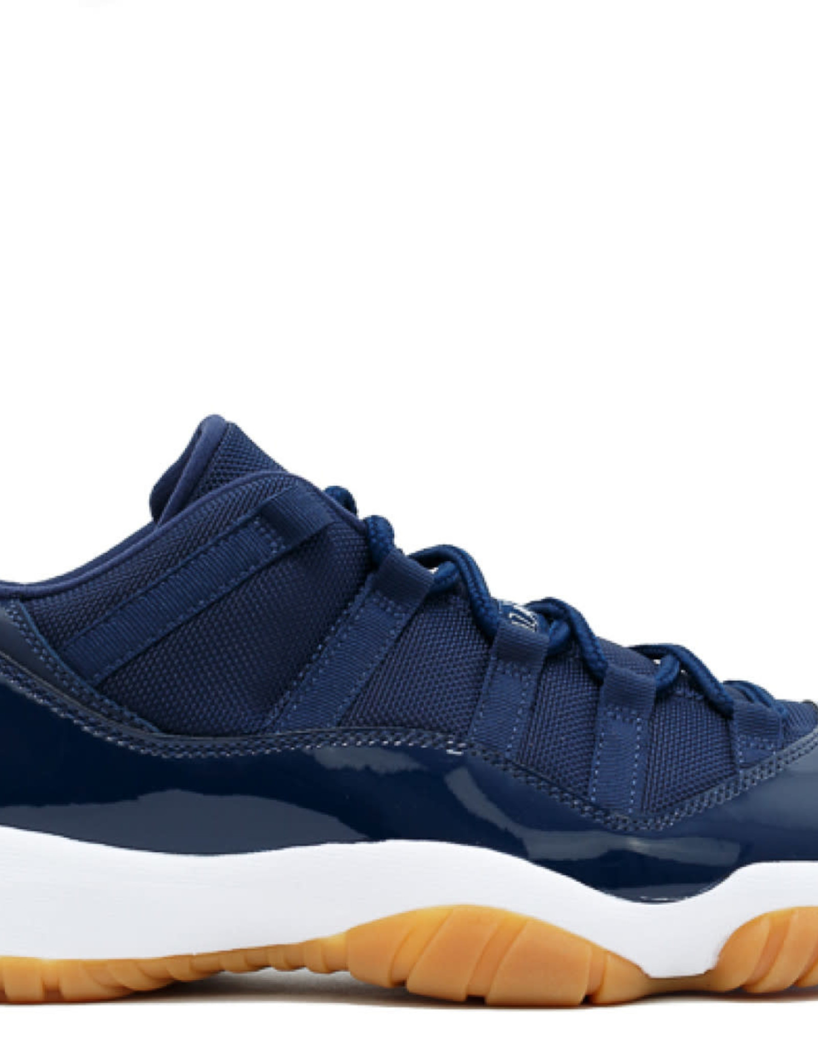 "JORDAN Air Jordan 11 Retro Low ""Navy Gum"""