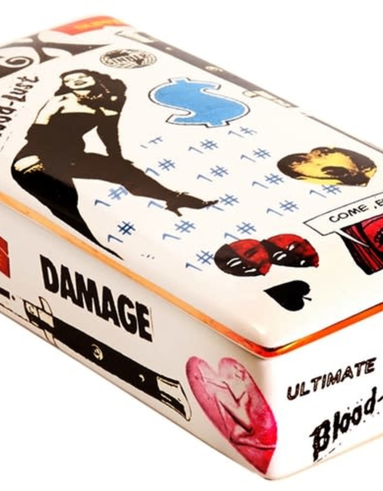 SUPREME DOUSED-Supreme Blood Lust Ceramic Box