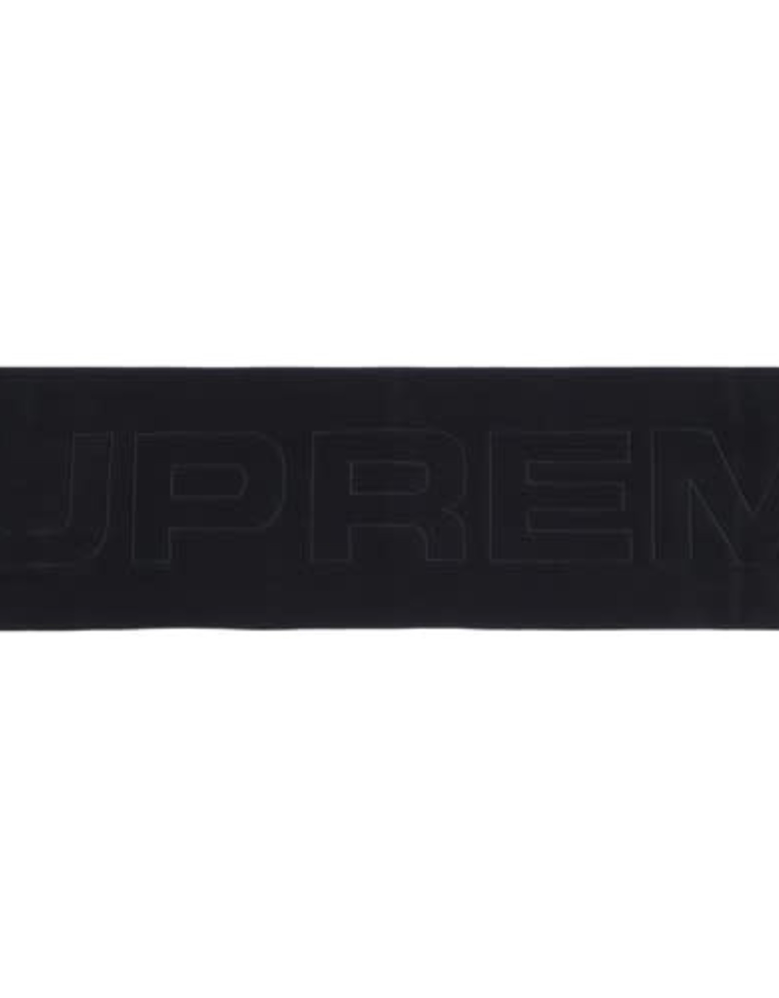 SUPREME DOUSED-Supreme Polartec Logo Scarf
