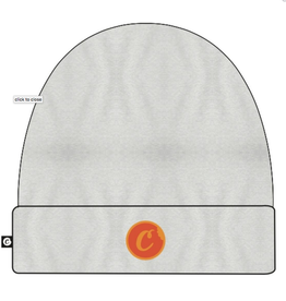 COOKIES COOKIES ALTITUDE KNIT BEANIE WITH RUBBER PATCH