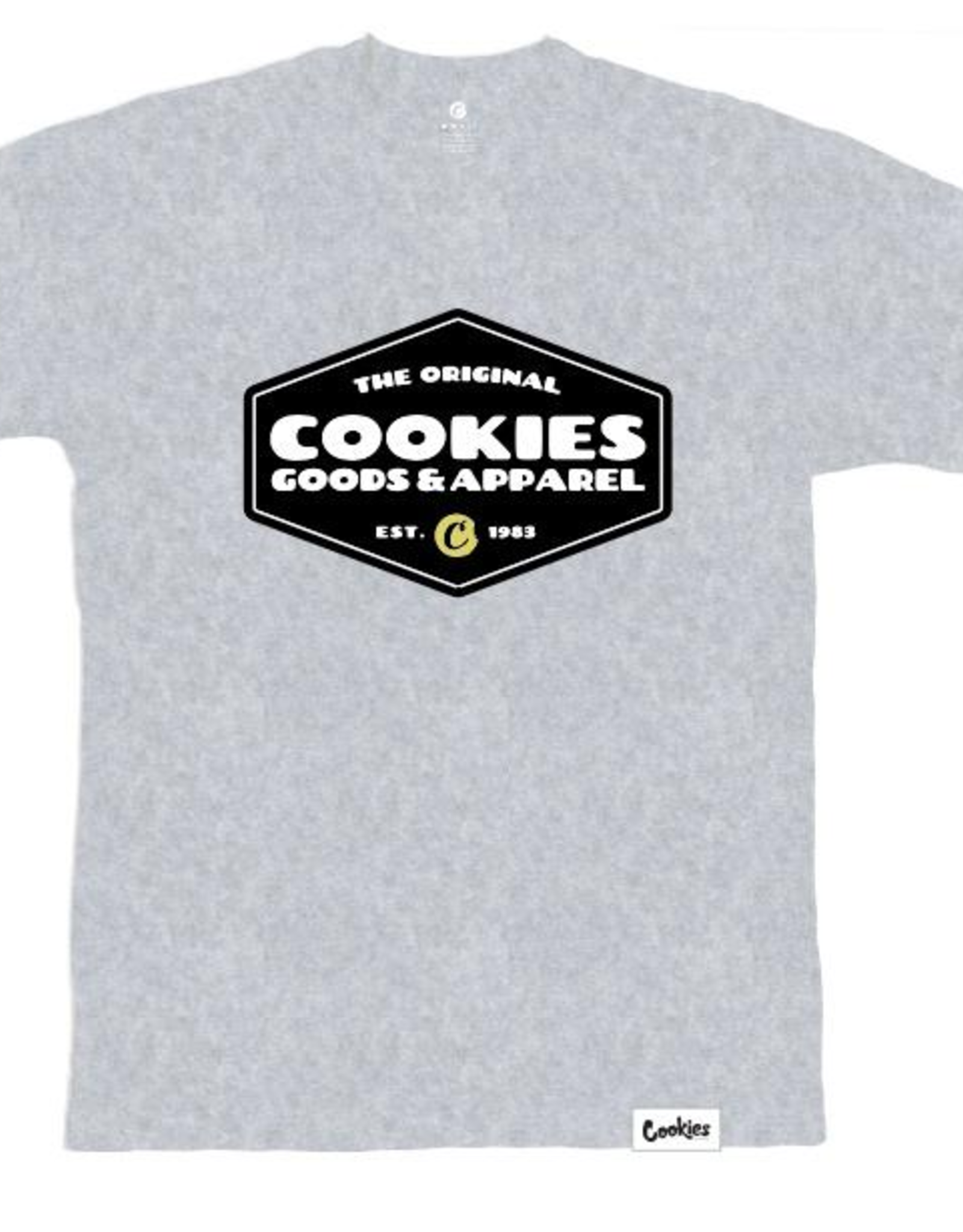 COOKIES COOKIES GOODS AND APPAREL TEE