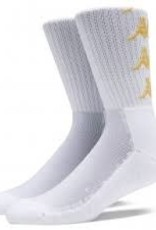 KAPPA AUTHENTIC ASTER 1PACK WHITE GOLD