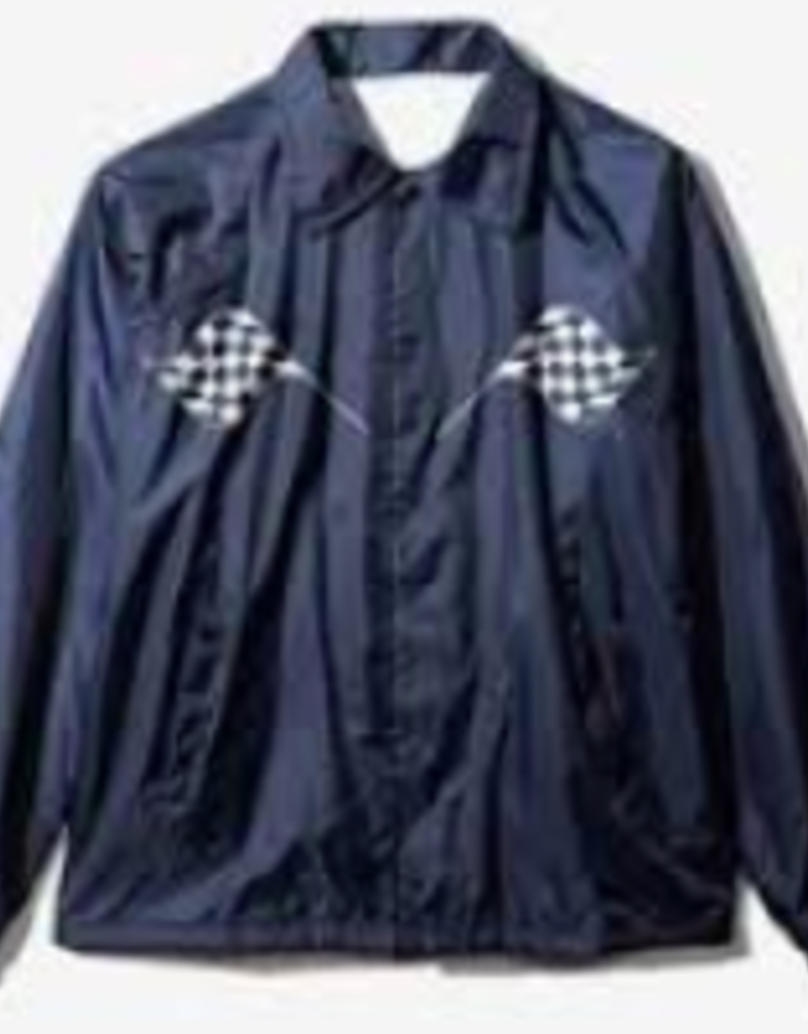 ASSC ANTI SOCIAL SOCIAL CLUB RACING COACHES JACKET DS BLU, SMALL