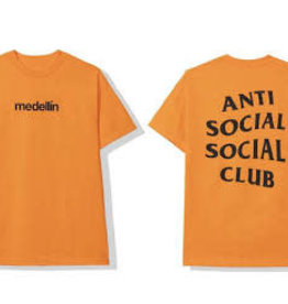 ASSC MEDELLIN ORANGE TEE