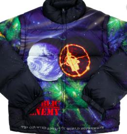 SUPREME UNDERCOVER/Public Enemy Puffy Jacket Multi medium
