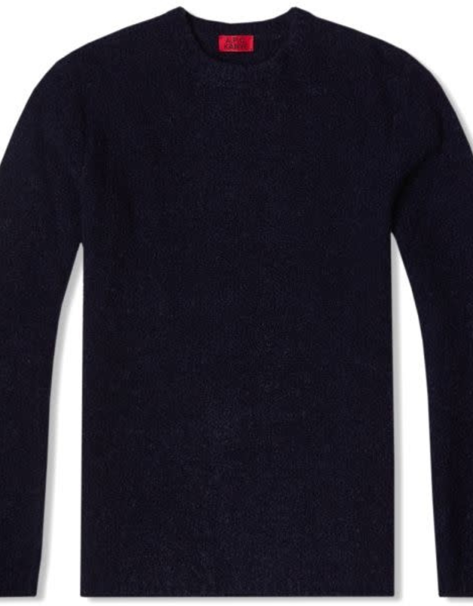 A.P.C KANYE AIRPORT SWEATER - MEDIUM WORN