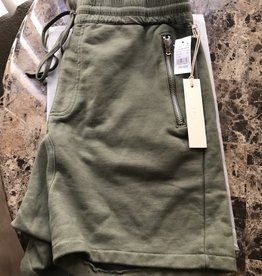 FOG ESSENTIAL COLLECTION 1 OLIVE SHORTS-WORN SMALL