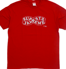 SUPREME ETERNAL TEE RED XL