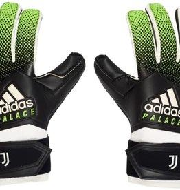 PALACE Palace adidas Palace Juventus Goalkeeper Gloves Solar Green/Black