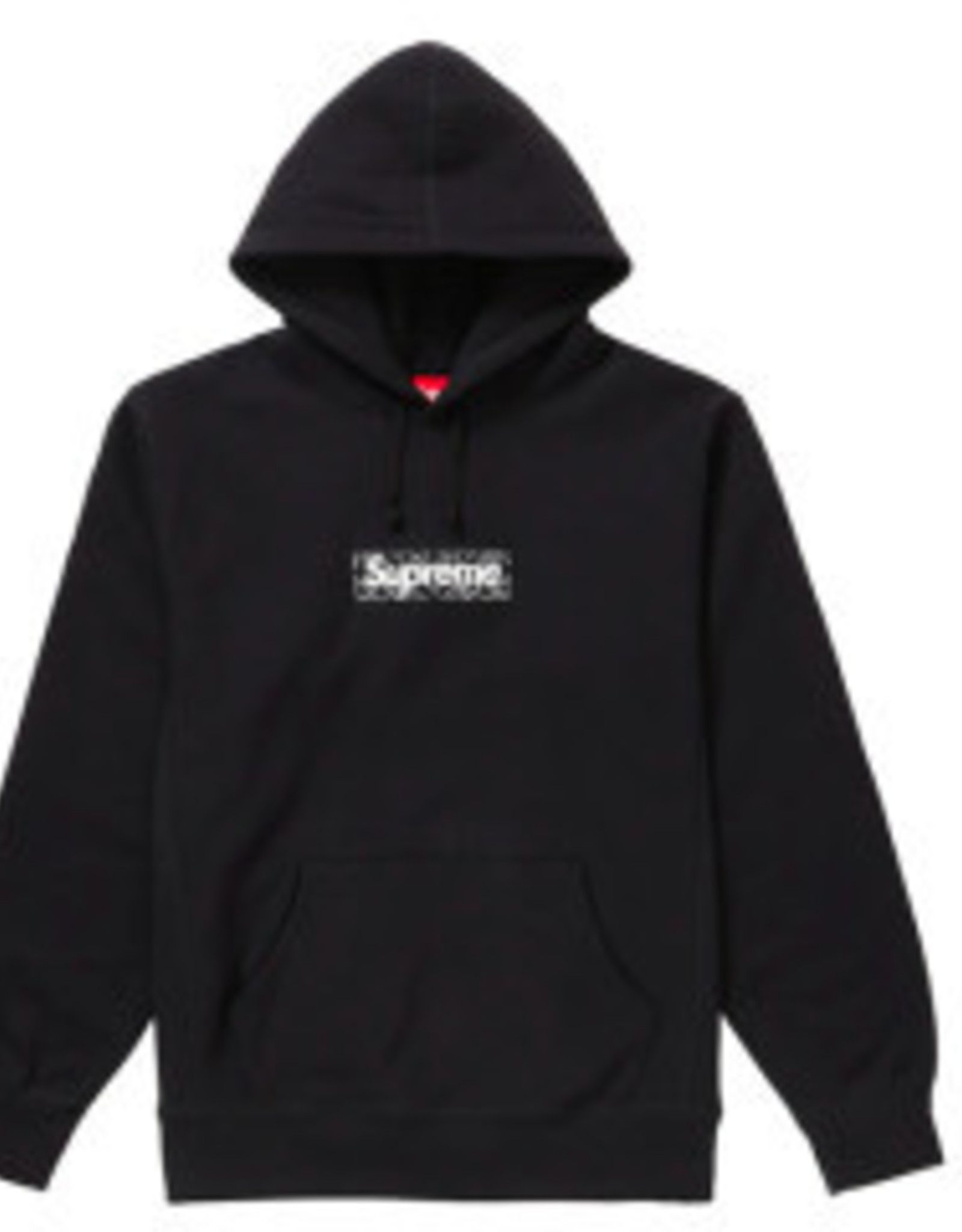 SUPREME DOUSED-Supreme Bandana Box Logo Hooded Sweatshirt
