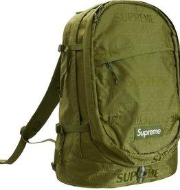 SUPREME Supreme Backpack (SS19) Olive