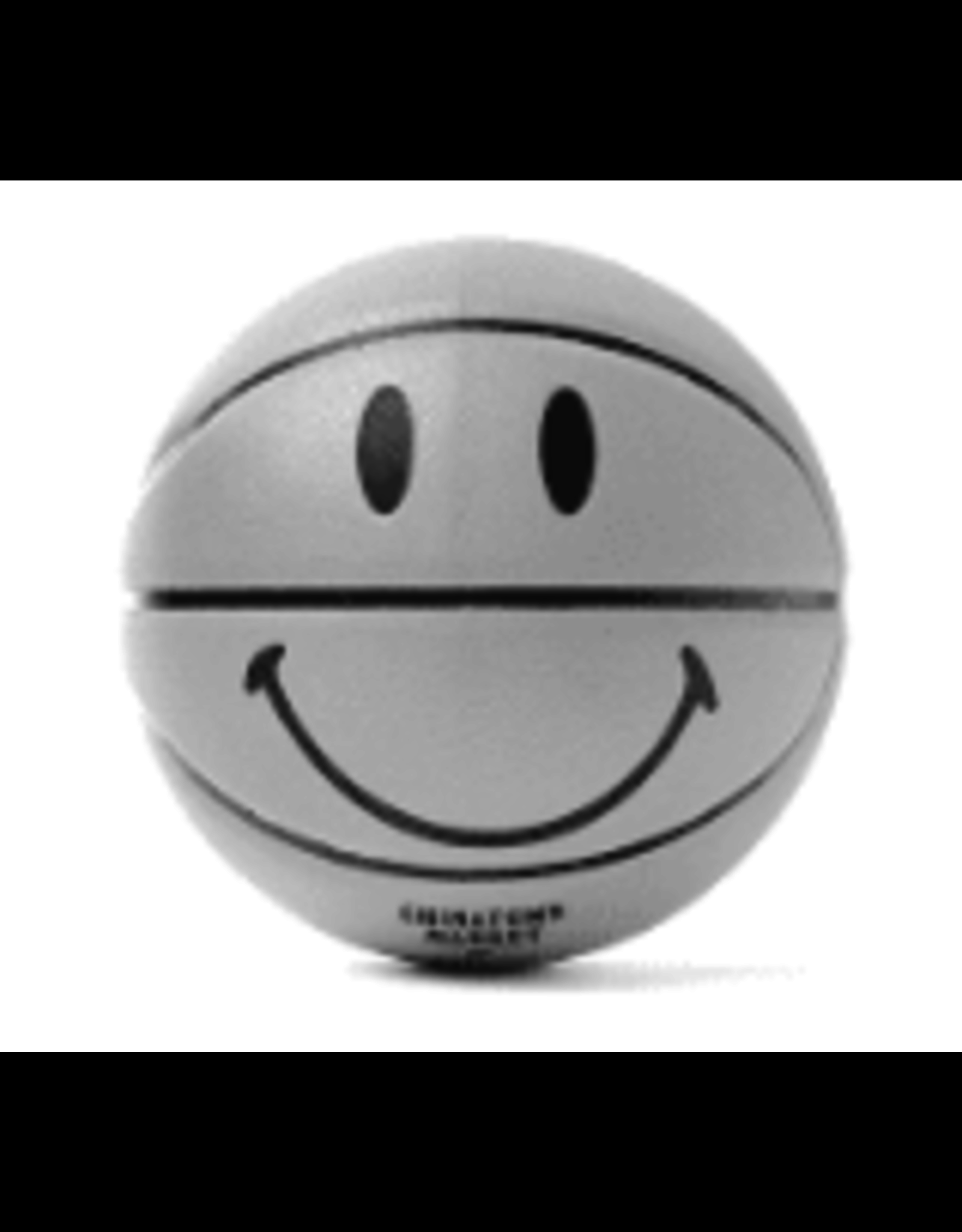 CHINATOWN MARKET SMILEY 3M BASKETBALL