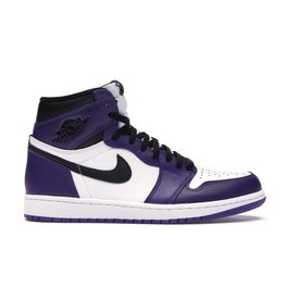 JORDAN Jordan 1 Retro High Court Purple White