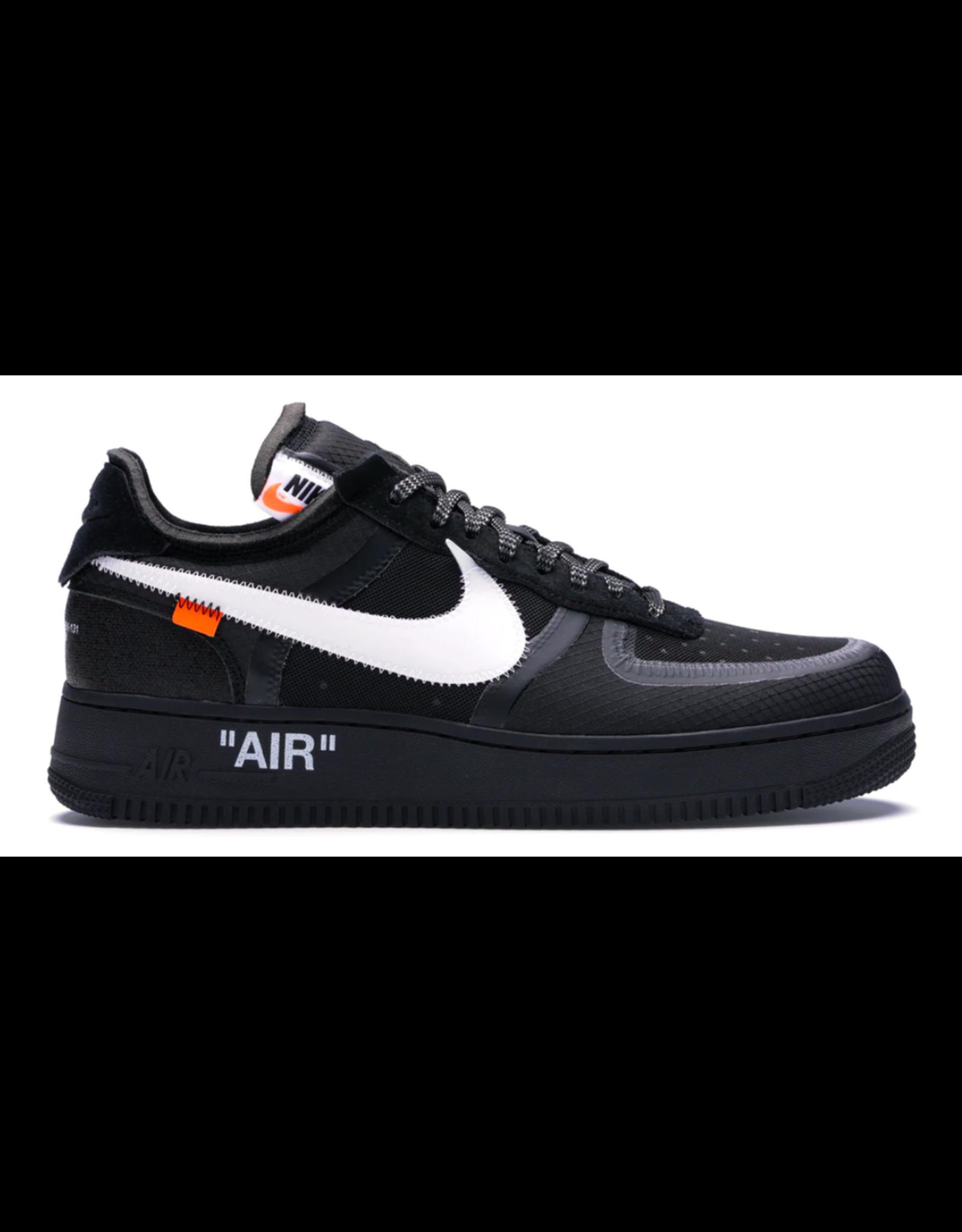 NIKE Nike Air Force 1 Low Off-White Black White
