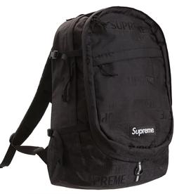 SUPREME Supreme Backpack (SS19) Black