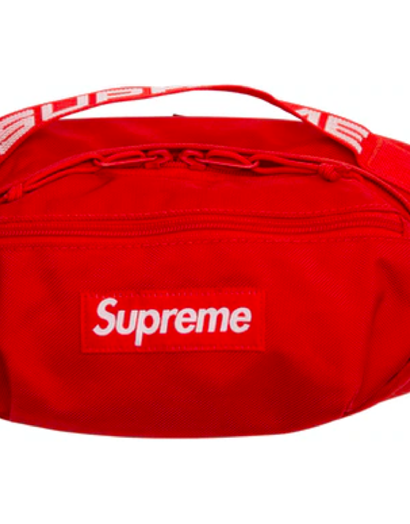SUPREME Supreme Waist Bag (SS18) Red