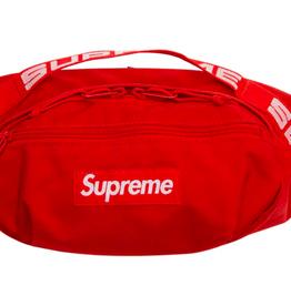 SUPREME Supreme Waist Bag (SS18) Red