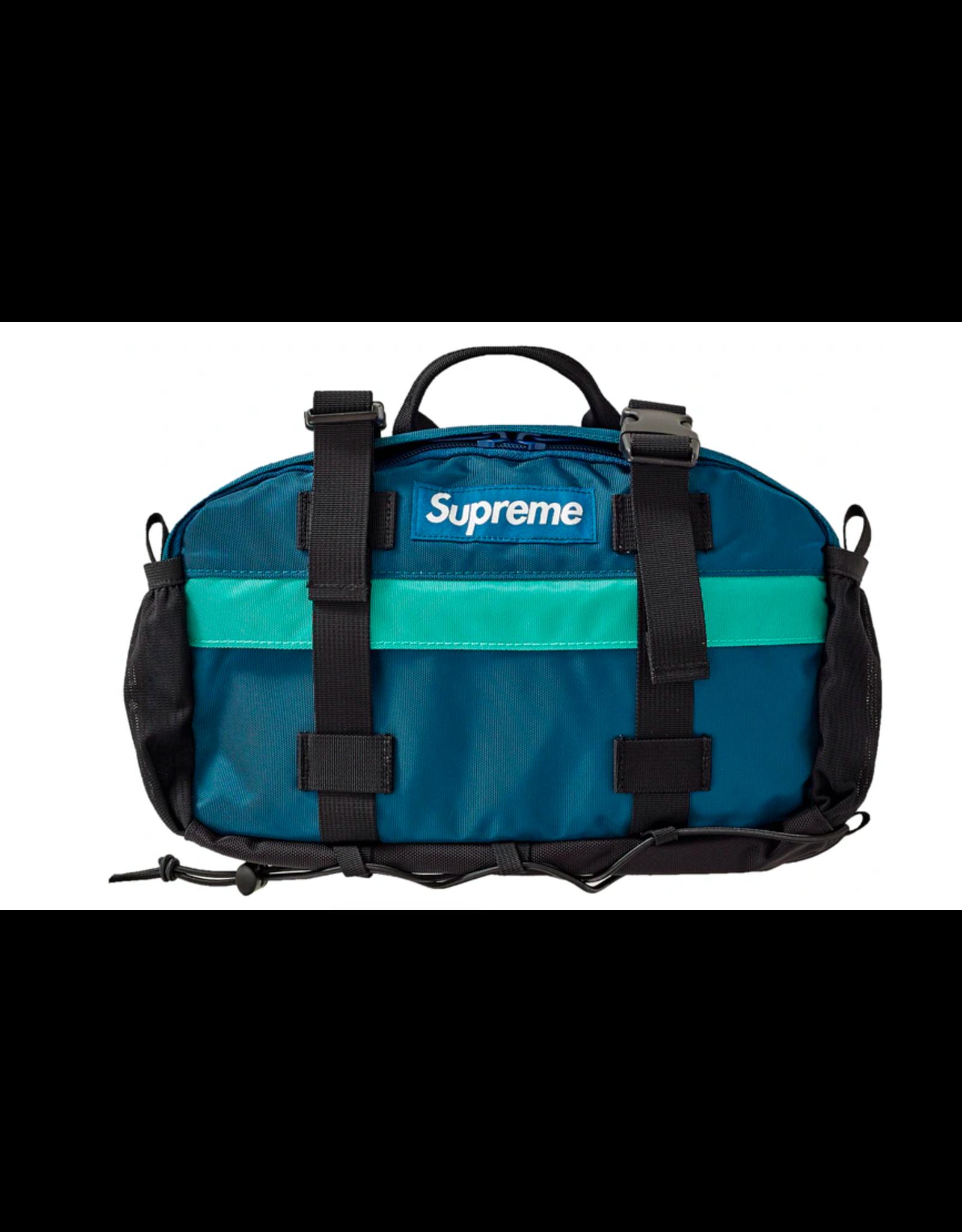 SUPREME Supreme Waist Bag (FW19) Dark Teal