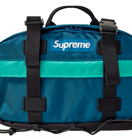 SUPREME Supreme Waist Bag (FW19) Dark Teal