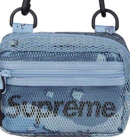 SUPREME Supreme Small Shoulder Bag (SS20) Blue Chocolate Chip Camo