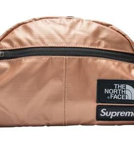 SUPREME Supreme The North Face Metallic Roo II Lumbar Pack Rose Gold