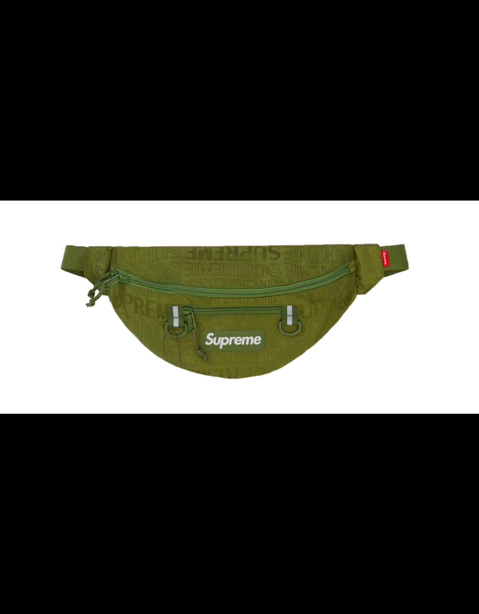 SUPREME Supreme Waist Bag (SS19) Olive