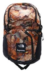 SUPREME Supreme The North Face Pocono Backpack Leaves WORN