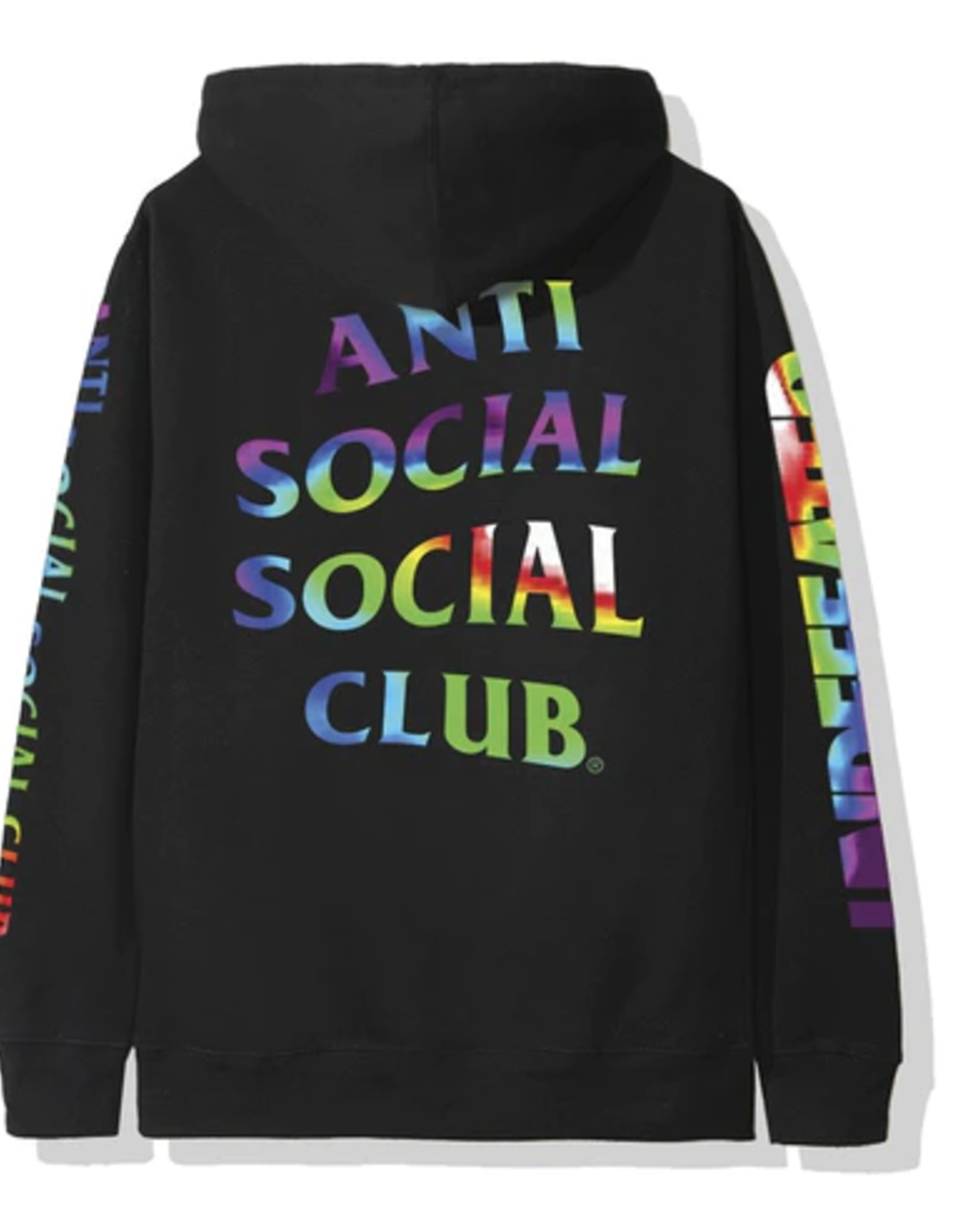 ASSC Undefeated x Anti Social Social Club Hot In Here Hoodie (FW19) Black