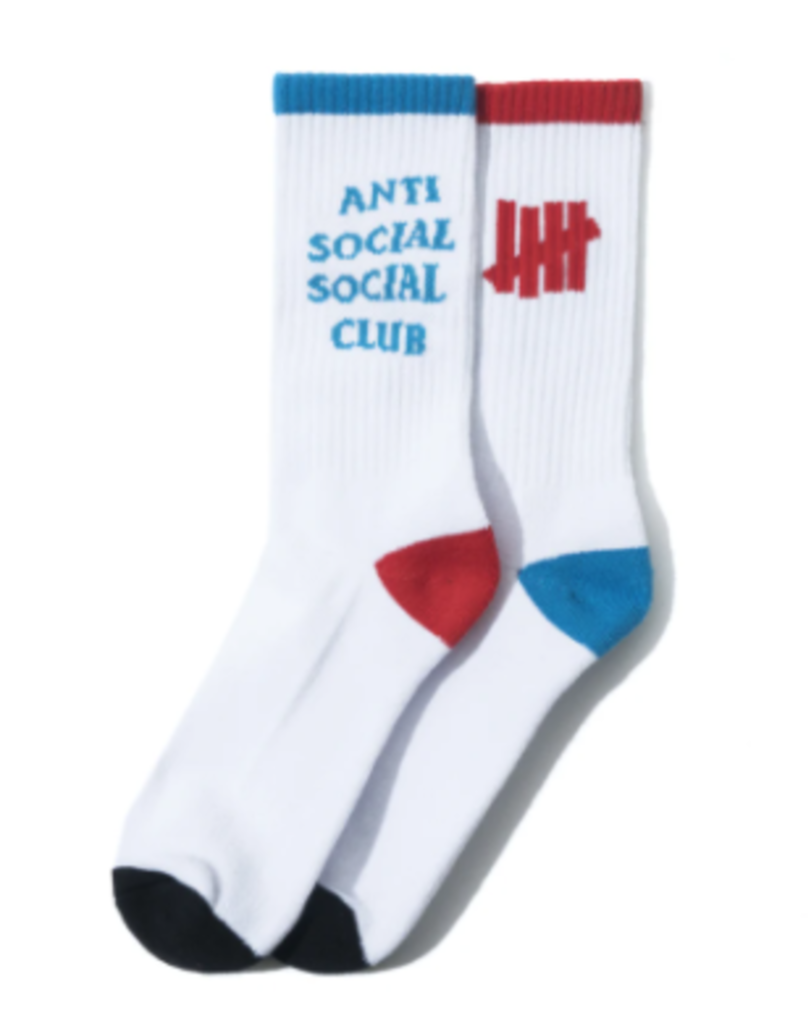 ASSC Your Foot White Socks