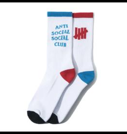 ASSC Your Foot White Socks