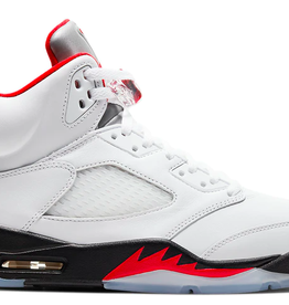 JORDAN Jordan 5 Retro Fire Red Silver Tongue (2020)