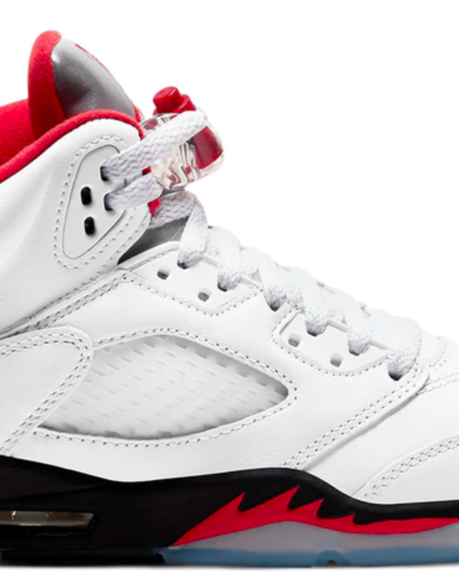 JORDAN Jordan 5 Retro Fire Red Silver Tongue 2020 (GS)