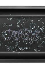 TRAVIS SCOTT Travis Scott Jack Boys Cracked Rolling Tray Black